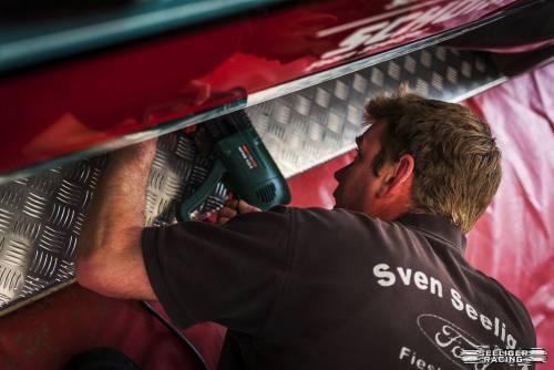 Sven Seeliger   Seeliger Racing   Ford Fiesta Super1600   Rallycross Challenge Europe 2015_1002
