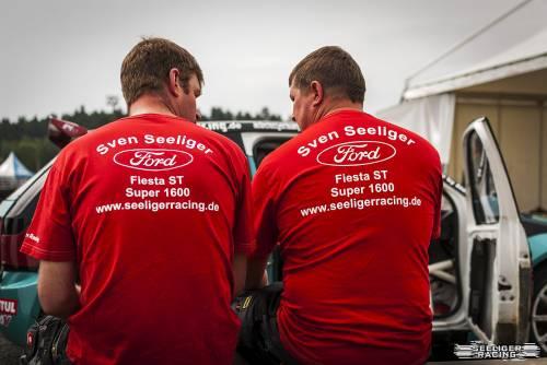Sven Seeliger   Seeliger Racing   Ford Fiesta Super1600   Rallycross Challenge Europe 2015_1010