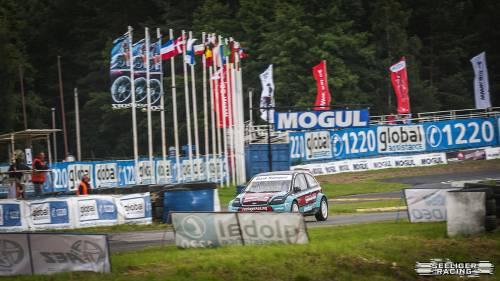 Sven Seeliger   Seeliger Racing   Ford Fiesta Super1600   Rallycross Challenge Europe 2015_1013
