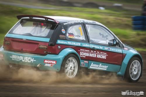 Sven Seeliger   Seeliger Racing   Ford Fiesta Super1600   Rallycross Challenge Europe 2015_1016