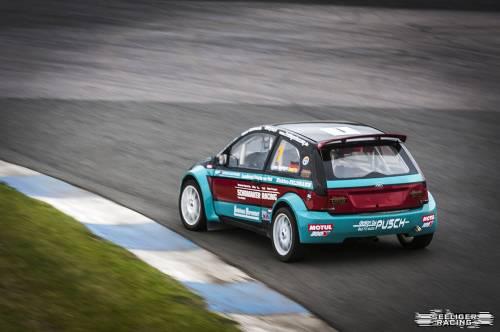 Sven Seeliger   Seeliger Racing   Ford Fiesta Super1600   Rallycross Challenge Europe 2015_1020