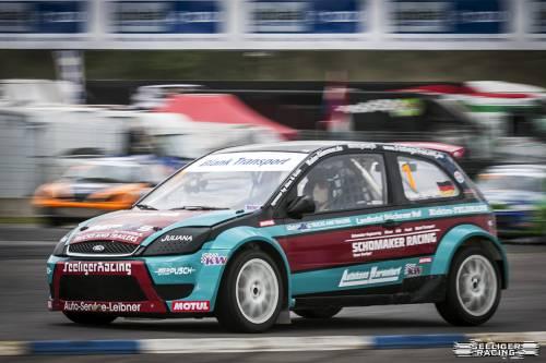 Sven Seeliger   Seeliger Racing   Ford Fiesta Super1600   Rallycross Challenge Europe 2015_1027