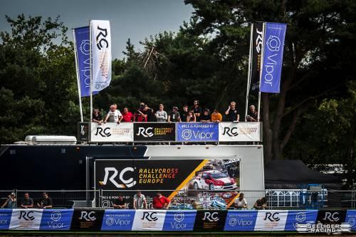 Sven Seeliger   Seeliger Racing   Ford Fiesta Super1600   Rallycross Challenge Europe 2015_1029