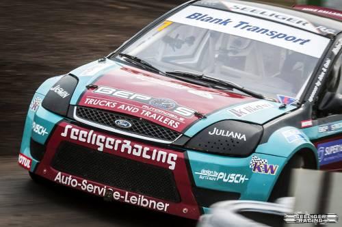 Sven Seeliger   Seeliger Racing   Ford Fiesta Super1600   Rallycross Challenge Europe 2015_1033