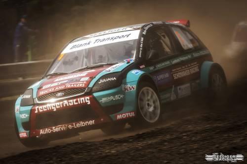 Sven Seeliger   Seeliger Racing   Ford Fiesta Super1600   Rallycross Challenge Europe 2015_1035