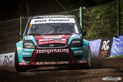 Sven Seeliger   Seeliger Racing   Ford Fiesta Super1600   Rallycross Challenge Europe 2015_1037