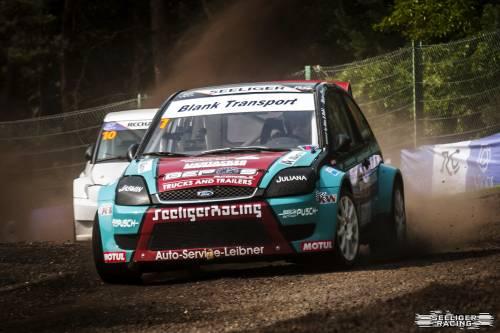 Sven Seeliger   Seeliger Racing   Ford Fiesta Super1600   Rallycross Challenge Europe 2015_1038