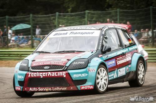 Sven Seeliger   Seeliger Racing   Ford Fiesta Super1600   Rallycross Challenge Europe 2015_1048