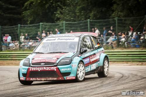 Sven Seeliger   Seeliger Racing   Ford Fiesta Super1600   Rallycross Challenge Europe 2015_1049