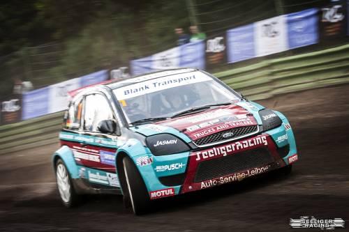 Sven Seeliger   Seeliger Racing   Ford Fiesta Super1600   Rallycross Challenge Europe 2015_1052