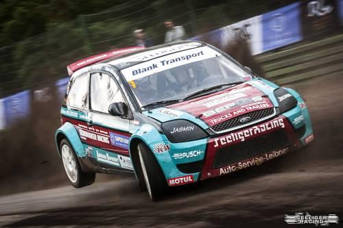 Sven Seeliger   Seeliger Racing   Ford Fiesta Super1600   Rallycross Challenge Europe 2015_1053