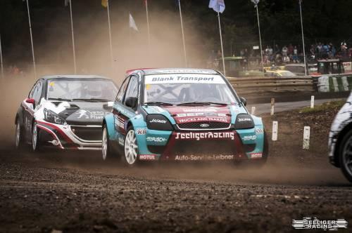 Sven Seeliger   Seeliger Racing   Ford Fiesta Super1600   Rallycross Challenge Europe 2015_1056