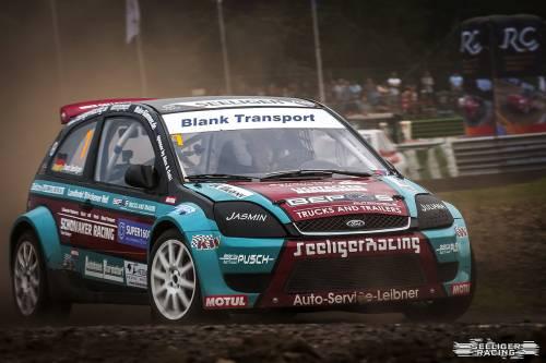 Sven Seeliger   Seeliger Racing   Ford Fiesta Super1600   Rallycross Challenge Europe 2015_1058