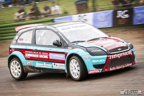 Sven Seeliger   Seeliger Racing   Ford Fiesta Super1600   Rallycross Challenge Europe 2015_1059