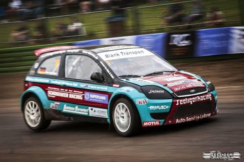 Sven Seeliger   Seeliger Racing   Ford Fiesta Super1600   Rallycross Challenge Europe 2015_1060