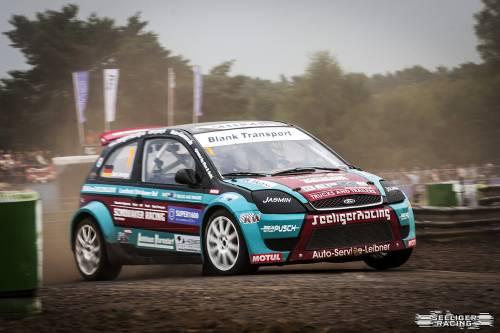 Sven Seeliger   Seeliger Racing   Ford Fiesta Super1600   Rallycross Challenge Europe 2015_1061