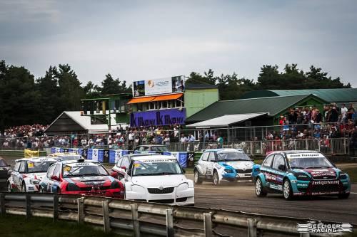 Sven Seeliger   Seeliger Racing   Ford Fiesta Super1600   Rallycross Challenge Europe 2015_1062
