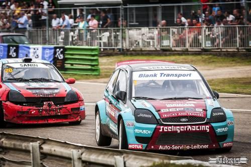 Sven Seeliger   Seeliger Racing   Ford Fiesta Super1600   Rallycross Challenge Europe 2015_1066