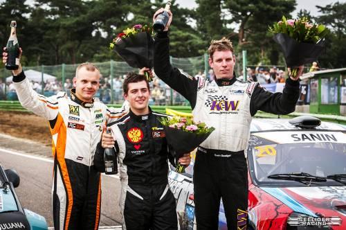 Sven Seeliger   Seeliger Racing   Ford Fiesta Super1600   Rallycross Challenge Europe 2015_1070