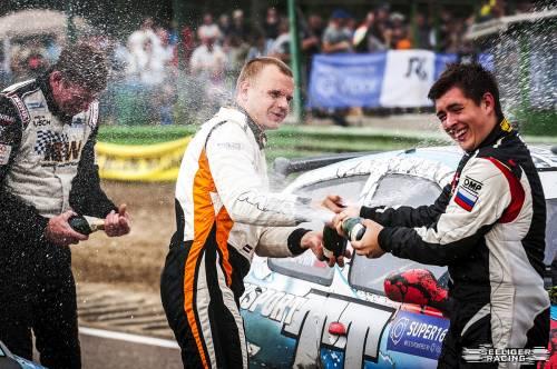 Sven Seeliger   Seeliger Racing   Ford Fiesta Super1600   Rallycross Challenge Europe 2015_1071