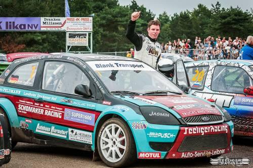 Sven Seeliger   Seeliger Racing   Ford Fiesta Super1600   Rallycross Challenge Europe 2015_1074