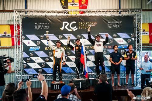 Sven Seeliger   Seeliger Racing   Ford Fiesta Super1600   Rallycross Challenge Europe 2015_1075
