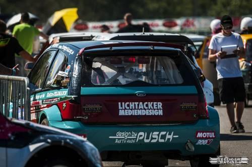 Sven Seeliger   Seeliger Racing   Ford Fiesta Super1600   Rallycross Challenge Europe 2015_1083