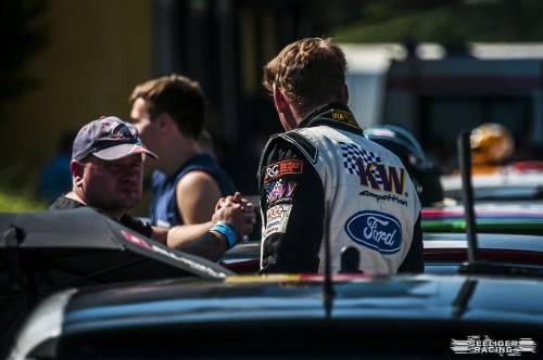 Sven Seeliger   Seeliger Racing   Ford Fiesta Super1600   Rallycross Challenge Europe 2015_1084