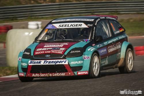 Sven Seeliger   Seeliger Racing   Ford Fiesta Super1600   Rallycross Challenge Europe 2015_1088