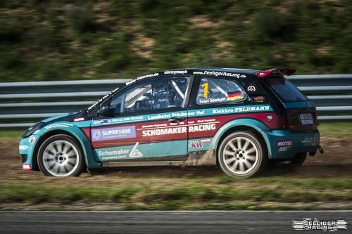 Sven Seeliger   Seeliger Racing   Ford Fiesta Super1600   Rallycross Challenge Europe 2015_1091