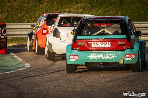 Sven Seeliger   Seeliger Racing   Ford Fiesta Super1600   Rallycross Challenge Europe 2015_1101