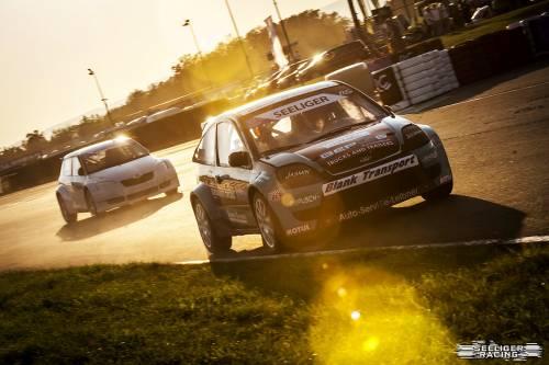 Sven Seeliger   Seeliger Racing   Ford Fiesta Super1600   Rallycross Challenge Europe 2015_1105