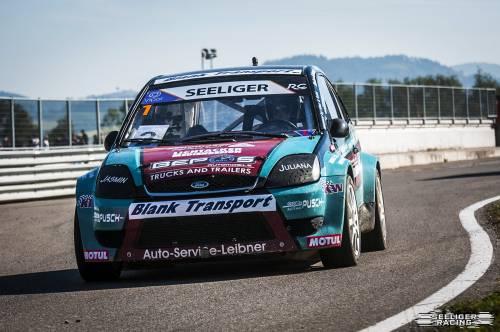 Sven Seeliger   Seeliger Racing   Ford Fiesta Super1600   Rallycross Challenge Europe 2015_1106
