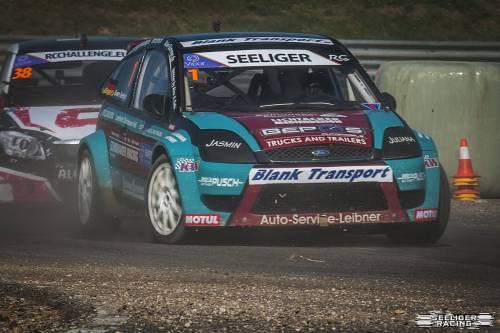 Sven Seeliger   Seeliger Racing   Ford Fiesta Super1600   Rallycross Challenge Europe 2015_1108