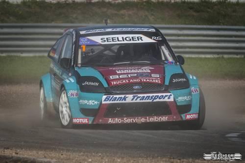 Sven Seeliger   Seeliger Racing   Ford Fiesta Super1600   Rallycross Challenge Europe 2015_1109