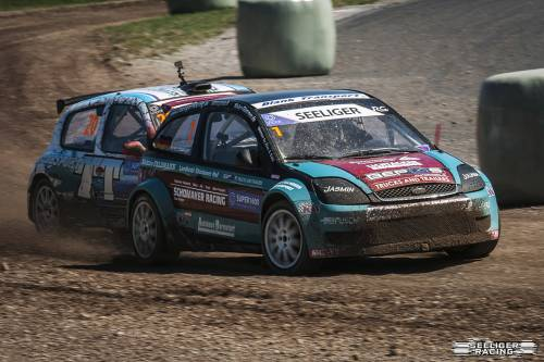 Sven Seeliger   Seeliger Racing   Ford Fiesta Super1600   Rallycross Challenge Europe 2015_1111