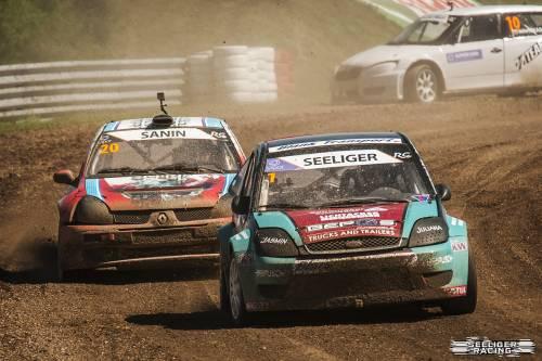 Sven Seeliger   Seeliger Racing   Ford Fiesta Super1600   Rallycross Challenge Europe 2015_1114