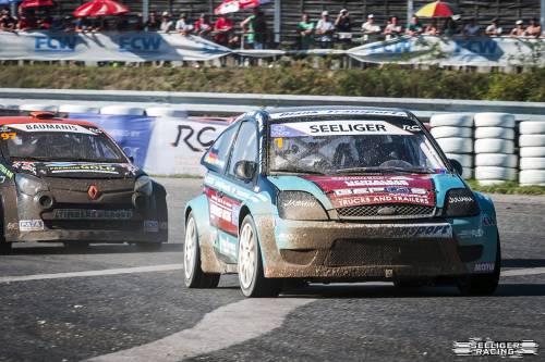 Sven Seeliger   Seeliger Racing   Ford Fiesta Super1600   Rallycross Challenge Europe 2015_1122