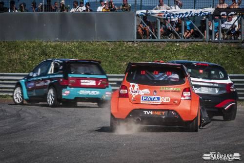 Sven Seeliger   Seeliger Racing   Ford Fiesta Super1600   Rallycross Challenge Europe 2015_1123