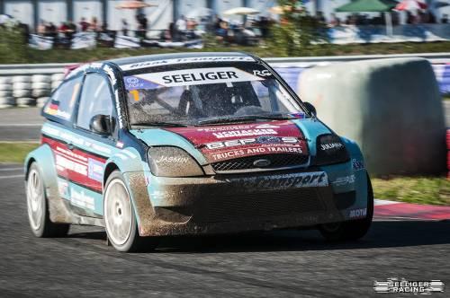 Sven Seeliger   Seeliger Racing   Ford Fiesta Super1600   Rallycross Challenge Europe 2015_1124