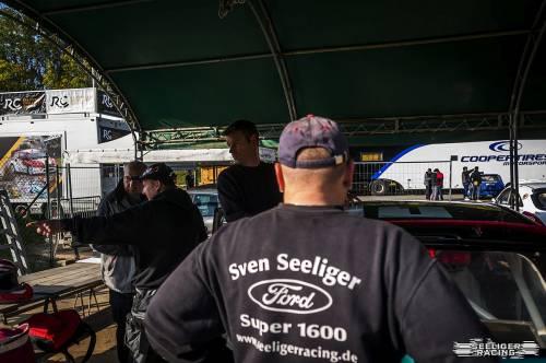 Sven Seeliger   Seeliger Racing   Ford Fiesta Super1600   Rallycross Challenge Europe 2015_1137