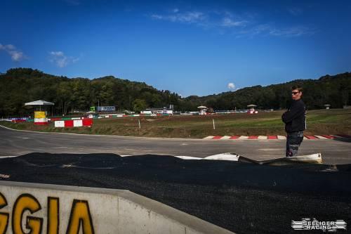 Sven Seeliger   Seeliger Racing   Ford Fiesta Super1600   Rallycross Challenge Europe 2015_1140