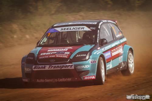 Sven Seeliger   Seeliger Racing   Ford Fiesta Super1600   Rallycross Challenge Europe 2015_1149