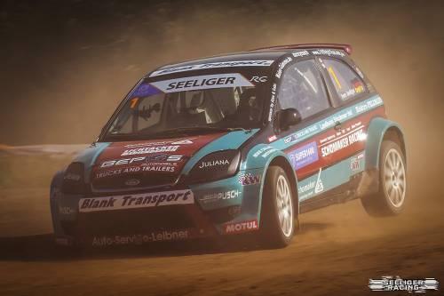 Sven Seeliger   Seeliger Racing   Ford Fiesta Super1600   Rallycross Challenge Europe 2015_1150