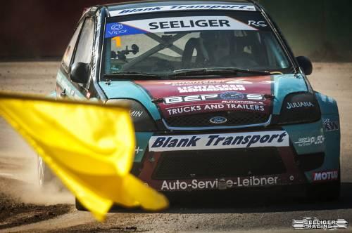 Sven Seeliger   Seeliger Racing   Ford Fiesta Super1600   Rallycross Challenge Europe 2015_1152