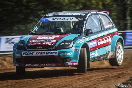 Sven Seeliger   Seeliger Racing   Ford Fiesta Super1600   Rallycross Challenge Europe 2015_1153
