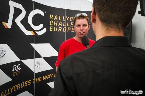Sven Seeliger   Seeliger Racing   Ford Fiesta Super1600   Rallycross Challenge Europe 2015_1154