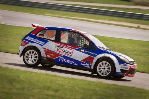 DRX Deutsche Rallycross Meisterschaft #1