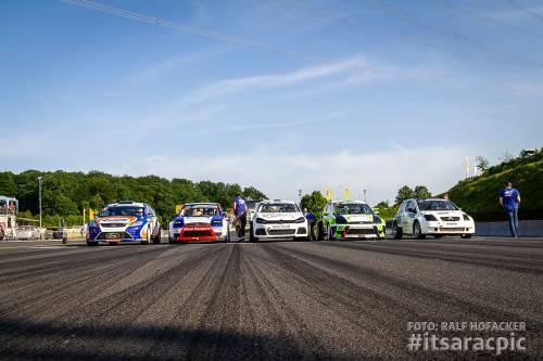 DRX 2018, 2. Lauf in Gründau | Sven Seeliger | Ford Fiesta ST Super1600_5